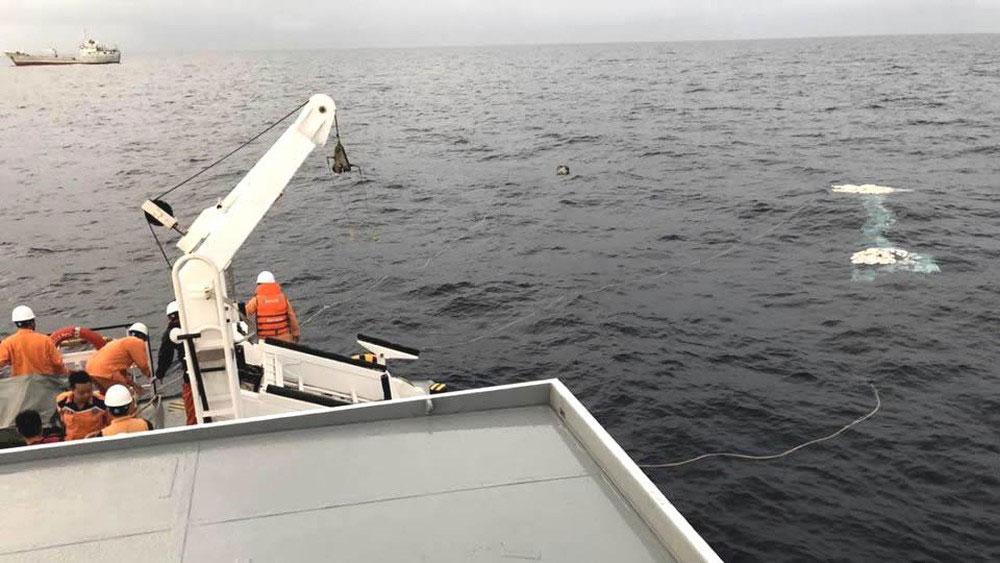 Vụ 9 ngư dân tàu cá NA 95899 TS mất tích: Phát hiện hai thi thể trôi gần khu vực tàu chìm